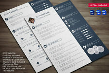 500+ Selected Resume CV professional career jobs profiles templates