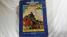 1922 Montgomery Ward Catalogue Golden Jubilee 1872-1922 Reprint 1969 Edition