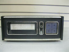 general electric 8-track player