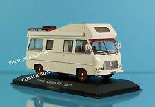 camping car CITROEN CURRUS HY de 1972 minibus type h véhicule ancien caravane