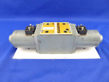 REXROTH Hydraulique Soupape 5 4we10j10-11/lg24nk4 ARBURG 5-4we10j10-11 lg24nk4