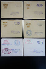 United Nations Emergency Forces Air Mail Collection