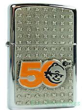 Zippo mainzelmännchen emblema Limited Edition en marco 2003764 encendedor nuevo