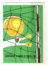 figurina WORLD CUP STORY PANINI numero 11 MONDIALI 1954