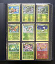 Pokémon XY FATES COLLIDE - Complete Master Set - All EX Break Mega Full Art SR