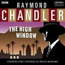 Raymond Chandler- The High Window - BBC Full Cast Drama - 2xCD New and Sealed
