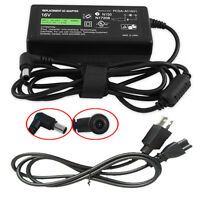 16V 60W 3.75A Laptop AC Power Supply Cable Adapter Charger for Sony Vaio QuicK