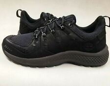 Timberland Men's FlyRoam Trail sneakers sample size 9 all black