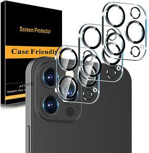 Vitre Verre Trempé Arrière Protection Caméra iPhone 12 Pro Max 11 Pro Max