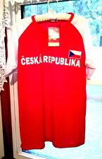 Czech Republic Soccer Football Jersey Mens Xl