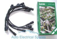 Lucas HT ignition lead set for TRIUMPH TR5 TR6