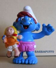 PUFFI - SMURFS  da BARBAPUFFO -- 20446 BABY con BAMBOLA