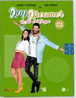 DAYDREAMER DVD LE ALI DEL SOGNO - DVD 21 e 22 + Booklet Can Yaman 10 Puntate