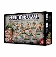 Nurgle's Rotters - Warhammer Blood Bowl Team - Brand New! 200-57