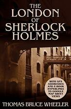 The London Of Sherlock Holmes - Over 400 Computer Generated Street Level Phot...