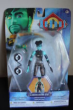 ReBoot Commander Dot Collectible Action Figure Irwin Toys