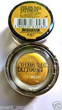 Maybelline Color Tattoo 24hr Eyeshadow 75 24k Gold