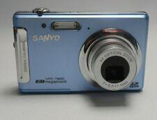 "Sanyo VPC T850 Digital Camera 8.1MP 2.8"" 3x OZ 5x DZ Good Condition"