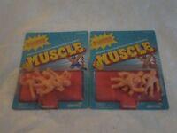 Super7 MUSCLE Legends of Lucha Libre Set of 2 A & B M.U.S.C.L.E.