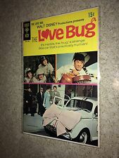Herbie the Love Bug movie classic from 1969. High Grade