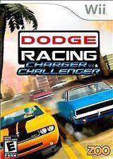 Dodge Racing: Charger vs. Challenger (Nintendo Wii, 2009)
