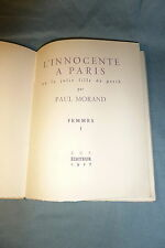 L'INNOCENTE A PARIS OU LA JOLIE FILLE DE PERTH
