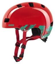 UVEX Kid 3 blackout red Kinder Fahrradhelm Rad Bike Helm Schutz auf dem Fahrrad