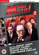 Hot Metal: The Complete Series - DVD NEW & SEALED (2 Discs) - Robert Hardy