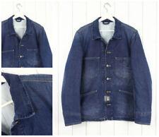 Abrigos y chaquetas de hombre azul talla M vaqueros
