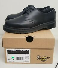 (NEW) Men's Shoes Dr. Martens 1461 Mono 3Eye Leather Oxfords 14345001
