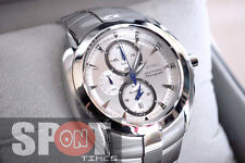 Seiko Arctura Chronograph Alarm Men's Watch SNAC15P1
