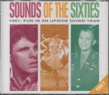 Sounds Of The Sixties 60's 1961 Fun In Upside Down Year 3CD NEW Reader's Digest