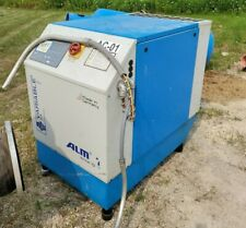 30 Hp 190 Psi Almig Rotary Screw Air Compressor Variable Speed Cfm Output