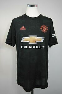 Manchester United 3rd Authentic Player/Match Issue Shirt Size 6 2019/2020