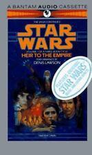 Star Wars Thrawn Trilogy Heir to the Empire Vol. 1 Timothy Zahn Audio Cassette