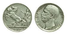 pci2429) Vittorio Emanuele III (1900-1943) - 10 Lire Biga 1927 **