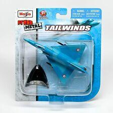 Maisto Tailwinds  MIRAGE 2000C    French Air Force  NIB    blue camo