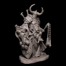 1/24 Resin Figure Model Kit Warrior Barbarian Demon Bounty Hunter Unpainted