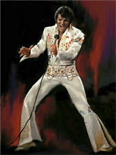 Elvis Presley Singer Diamond Full Drill Diamond Painting Furnishing Decor P480