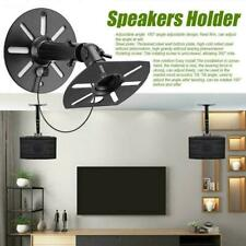 Speakers Wall Mount Soundbar Charging Bracket Adjustable Accessory Home B2L2