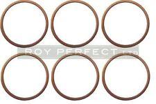 Copper Washer Set x 6 (32x36x2)