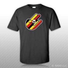 Ugandan Shocker T-Shirt Tee Shirt Free Sticker Uganda UGA UG