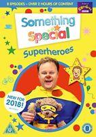 Something Special - Superheroes [DVD] [2018][Region 2]