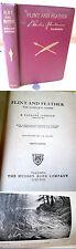 FLINT & FEATHER; COMPLETE POEMS Of E.PAULINE JOHNSON,1922,Illust