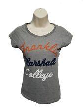 Franklin Marshall College Womens Gray XS TShirt