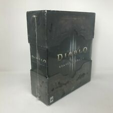 NEW SEALED Diablo 3 III Reaper of Souls Collector's Edition Blizzard Complete
