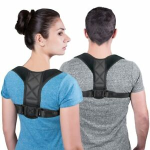 Medical Clavicle Posture Corrector Lower Back Correction Belt for Adult Children