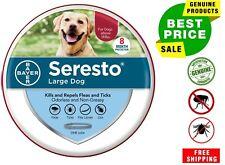 Seresto 8 Month Flea & Tick Prevention Collar for Large Dogs