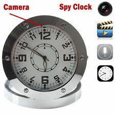 Motion Detection Mini Table Clock video Camera