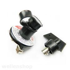 1 Batteriehauptschalter 1000 A/h Diebstahlschutz Schalter mit Schlüssel